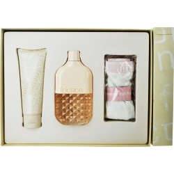 FRENCH CONNECTION FCUK FRICTION HER EDP 100 ML + CREMA MASAJE 100 ML + REGALO SET
