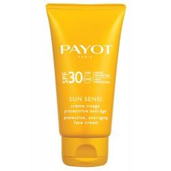 PAYOT SUN SENSI CREMA FACIAL ANTIEDAD/ANTIARRUGAS SPF 30 50 ML