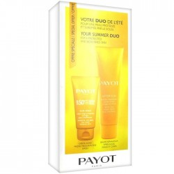 PAYOT SET PERFECT SUN (PAYOT SUN CREME VISAGE SPF 50+  AFTER SUN BAUME REPARATEUR 125 ML) SET