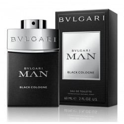 BVLGARI MAN IN BLACK COLOGNE EDC 60 ML