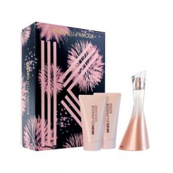 KENZO JEU D´AMOUR EDP 50 ML + B/L 50 ML + S/G 50 ML SET REGALO