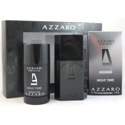 AZZARO POUR HOMME NIGHT TIME EDT 50 ML + DEO STICK 75 ML SET