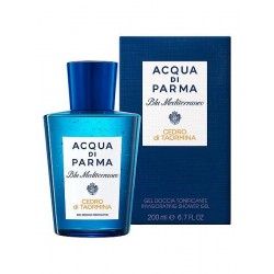 ACQUA DI PARMA BLU MEDITERRANEO CEDRO DI TAORMINA SHOWER GEL 200 ML