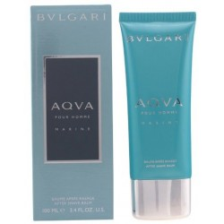 BVLGARI AQVA POUR HOMME MARINE AFTER SHAVE BALM 100 ML