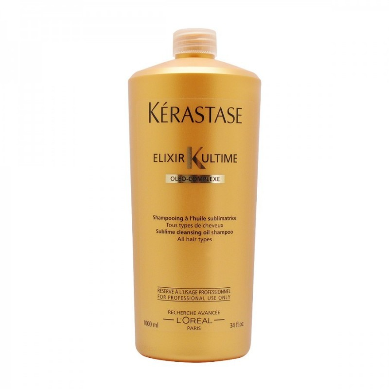 kerastase elixir ultime fondant 1000 ml perfumeterapia. Black Bedroom Furniture Sets. Home Design Ideas