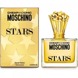 MOSCHINO CHEAP & CHIC STARS EDP 100 ML