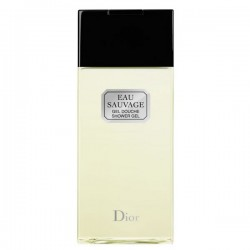 CHRISTIAN DIOR EAU SAUVAGE SHOWER GEL 200 ML