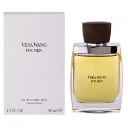 VERA WANG FOR MEN EDT 50 ML