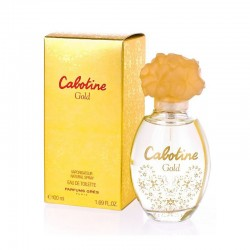 PARFUMS GRES CABOTINE GOLD EDT 100 ML
