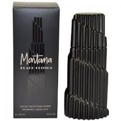 MONTANA BLACK EDITION EDT 125 ML
