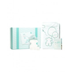 BABY TOUS EDC 100 ML + MINIATURA + PORTA DOCUMENTOS+ CUENTO SET PIRATA