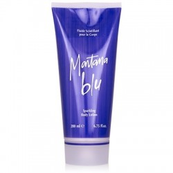 MONTANA BLU BODY LOTION 200 ML
