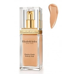 ELIZABETH ARDEN MAQUILLAJE FLAWLESS FINISH PERFECTLY NUDE 10 TAWNY SPF15 30ML