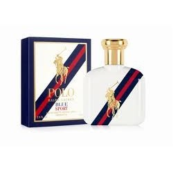 RALPH LAUREN POLO BLUE SPORT EDT 125 ML VP.