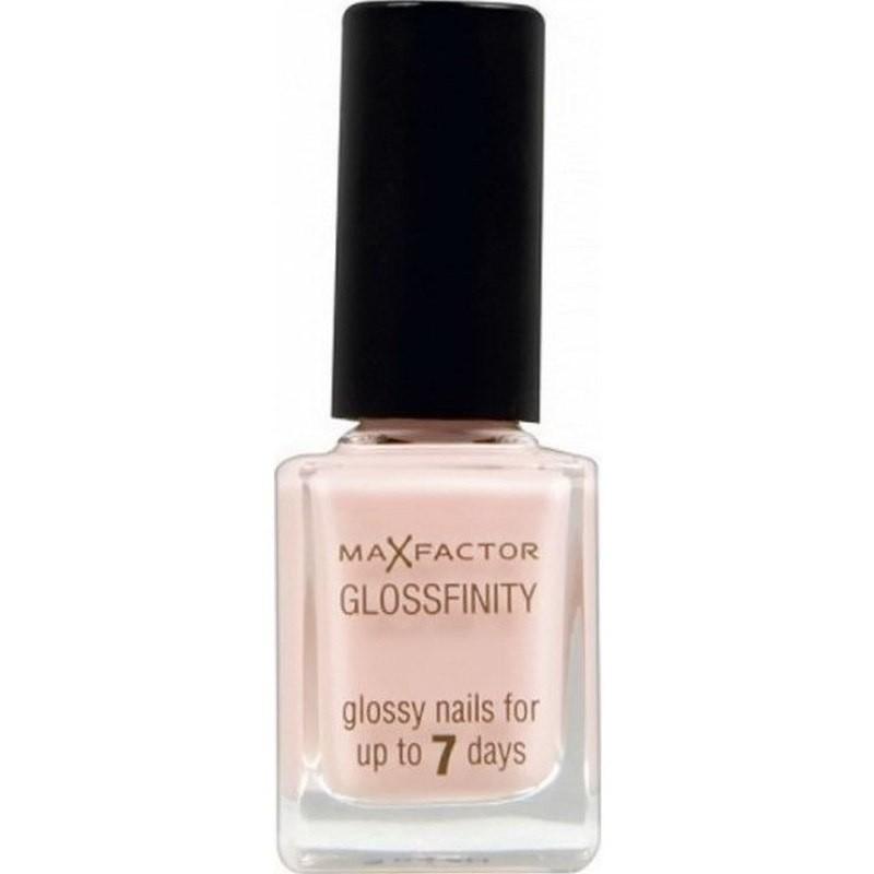 MAX FACTOR GLOSSFINITY 30 SUGAR PINK ESMALTE DE UÑAS 11 ML ...
