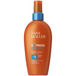 ANNE MOLLER EXPRESS SPRAY BRONCEADOR BRONCEADO RAPIDO SPF 15 200 ML danaperfumerias.com