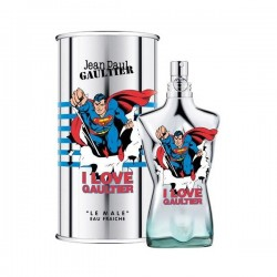 JPG LE MALE EAU FRAICHE SUPER MAN EDT 125 ML