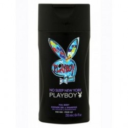 PLAYBOY NO SLEEP NEW YORK FULL BODY 250 ML