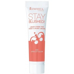 RIMMEL LONDON STAY BLUSHED APRICOT GLOW 005 14ML