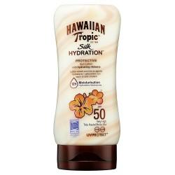 HAWAIIAN TROPIC SILK HIDRATACIÓN SPF 50 180 ML danaperfumerias.com/es/