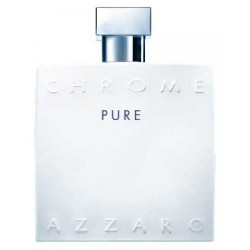 AZZARO CHROME PURE EDT 50 ML VP.