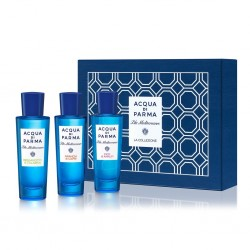 ACQUA DI PARMA (BERGAMOTTO EDT 30 ML, FICCO DI AMALFI EDT 30 ML , ARANCIA DI CAPRI EDT 30 ML) SET