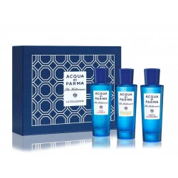 ACQUA DI PARMA (BERGAMOTTO EDT 30 ML, FICCO DI AMALFI EDT 30 ML ,MIRTO DI PANAREA EDT 30 ML) SET