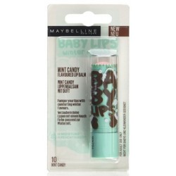 MAYBELLINE BABY LIPS MINT CANDY 10