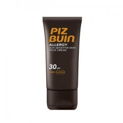 PIZ BUIN CREMA ROSTRO ALLERGY CREAM SPF30 50 ML