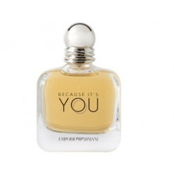 EMPORIO ARMANI BECAUSE IT'S YOU FOR HER EDP 50 ML VAPO