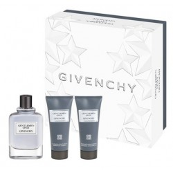 GIVENCHY GENTLEMEN ONLY EDT 100 ML + AFTER SHAVE 50ML + GEL 50ML
