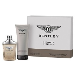BENTLEY FOR MEN INFINITE INTENSE EDP 100 ML + S/GEL 200 ML SET REGALO