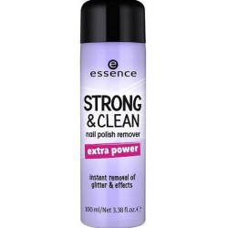 ESSENCE QUITAESMALTE STRONG & CLEAN 02