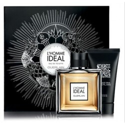 GUERLAIN L'HOMME IDEAL EDT 100ML + SHOWER GEL 75 ML SET REGALO