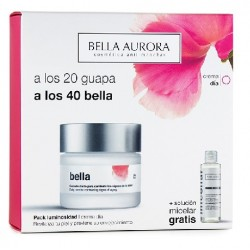 BELLA AURORA BELLA TRATAMIENTO DE DIA ANTIEDAD 50 ML + SOLUCION MICELAR 250 ML SET