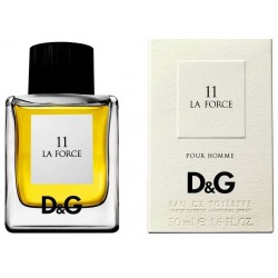 DOLCE & GABBANA 11 LA FORCE EDT 50 ML