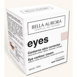 BELLA AURORA CONTORNO DE OJOS MULTICORRECTOR 15 ML