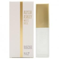ALYSSA ASHLEY MUSK WHITE EDT 50ML