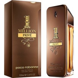 PACO RABANNE 1 MILLION PRIVE EDP 100 ML + EDP 10 ML SET REGALO