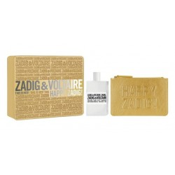 ZADIG & VOLTAIRE THIS IS HER EDP 100 ML + NECESER SET REGALO