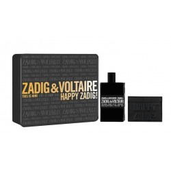 ZADIG & VOLTAIRE THIS IS HIM EDT 100 ML + ESTUCHE SET REGALO