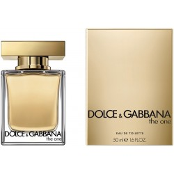 DOLCE & GABBANA THE ONE EDT 50 ML