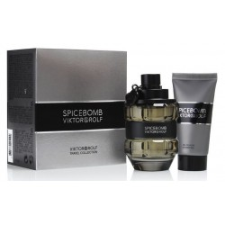 VIKTOR & ROLF SPICEBOMB EDT 90 ML + SHOWER GEL 50 ML