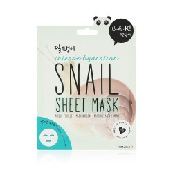 OH K! SNAIL SHEET MASK 25 ML danaperfumerias.com/es/
