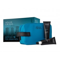 ANNE MOLLER FOR MAN URBAN DEFENSE (CR. URBAN DEFENDER 50 ML + GEL HIDR. 50 ML) SET