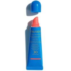 SHISEIDO UV LIP COLOR SPASH SPF30 ULURU RED 10 ML