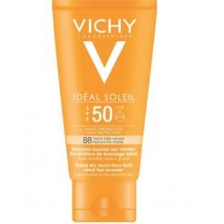 VICHY IDEAL SOLEIL BB CREAM EMULSION TACTO SECO SPF50 50 ML