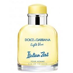 DOLCE & GABBANA LIGHT BLUE ITALIAN ZEST POUR HOMME EDT 125 ML