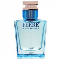 GIANFRANCO FERRE AZURRA MEN EDT 100 ML