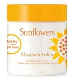 comprar perfumes online ELIZABETH ARDEN SUNFLOWERS BODY CREAM 500 ML mujer